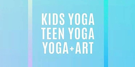 Weekly: Om Star Kids Yoga Art tickets