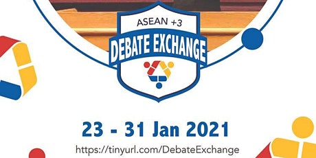 ASEAN+3 Debate Exchange tickets