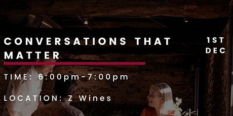 Conversations That Matter tickets