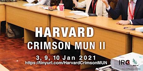 Harvard Crimson Model United Nations II tickets