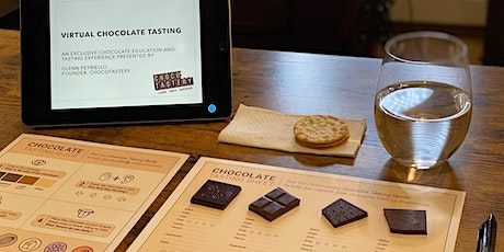 Virtual Chocolate Tasting tickets