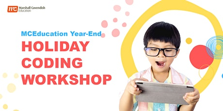 December Holiday Coding Workshop (Online) - 10-11 Years Old tickets