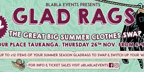 Gladrags - The Great Big Summer Clothes Swap tickets