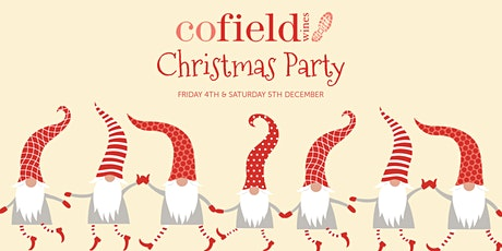 Cofield Christmas Party - Friday 4th December tickets
