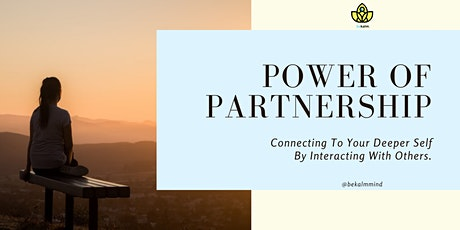 The Power of Partnership tickets