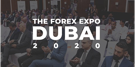 The Forex Expo Dubai 2020 - Hybrid tickets