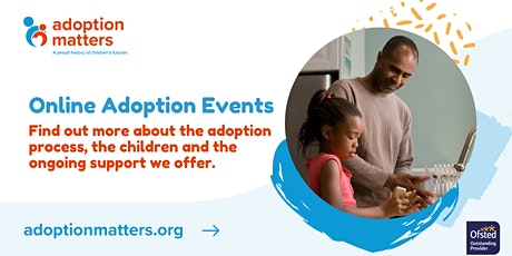 Online Adoption Information Event tickets