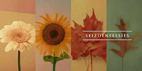Seizoensessie: Herfst tickets