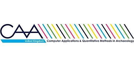 CAA-UK 2020 tickets
