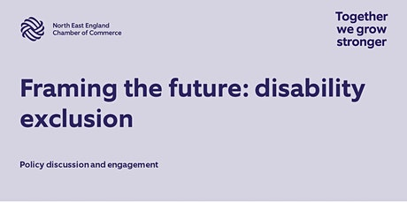 Framing the Future: Disability Exclusion - Before, During & After Covid19 tickets