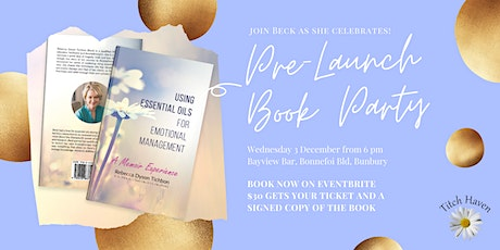 Celebrate our Book Launch Party tickets