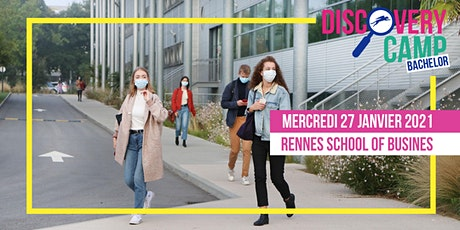 Discovery Camp Bachelor @ Rennes SB [DISTANCIEL OU PRESENTIEL] billets