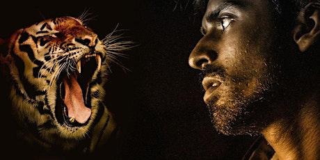 Wie wir mit dem Tiger sprechen oder lernt die Kommunikationstypen kennen. Tickets