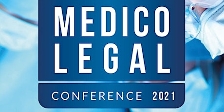 Medico-Legal Conference 2021 tickets