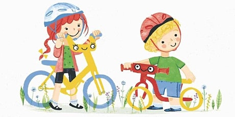Play Together on Pedals - Free Early Years Balance Bike Sessions - Hawick tickets