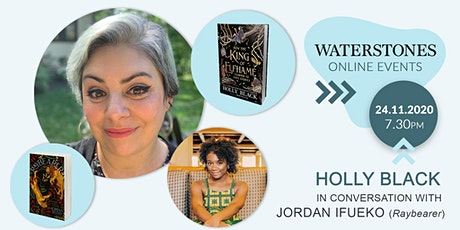 Holly Black – in conversation with Jordan Ifueko tickets