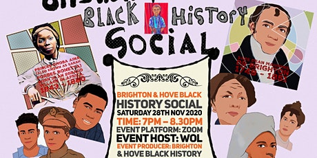 Brighton & Hove Black History Social tickets