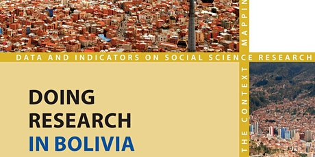 Doing Research in Bolivia: bridging the research gap tickets
