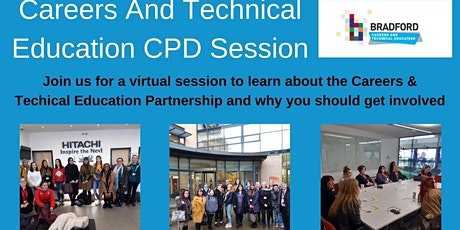 Careers and Technical Education Partnership CPD Session tickets