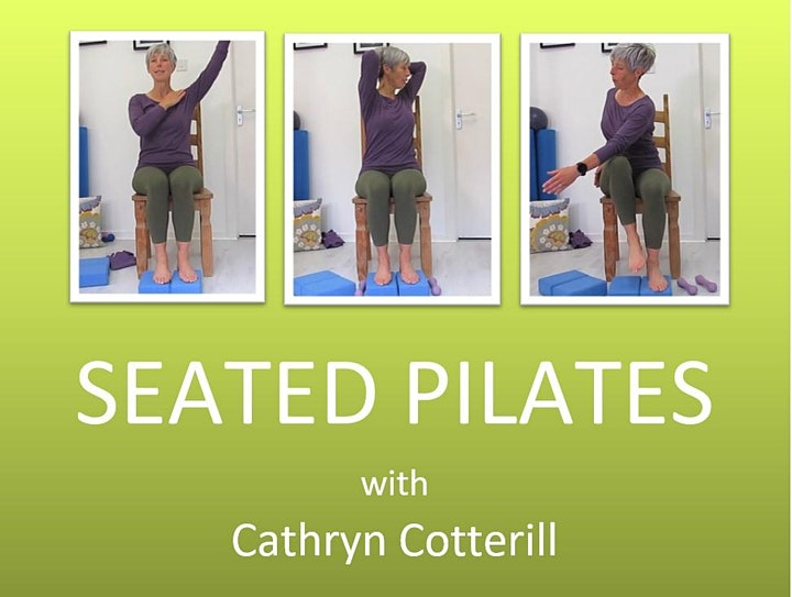 Introduction to Seated Pilates for people with MS image