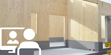 LiVEonWEB | FOCUS. Edifici residenziali monofamiliari in XLAM biglietti