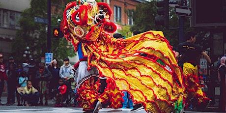 Chinese New Year's Virtual Run tickets