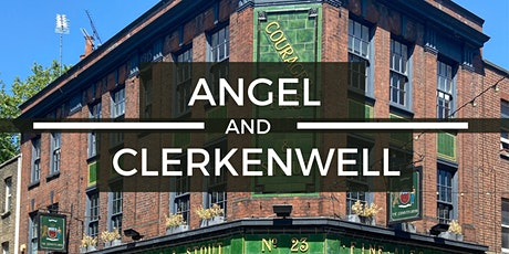 Angel & Clerkenwell - Look Up London Virtual Walking Tour tickets