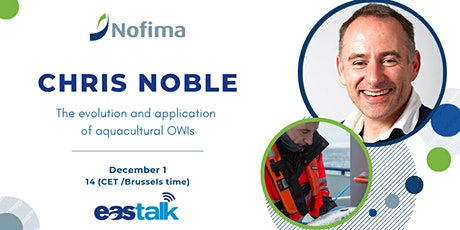 EAStalk with Chris Noble - OWI tickets