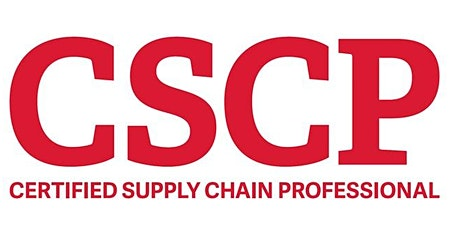 APICS Certified Supply Chain Professional (CSCP) online training tickets