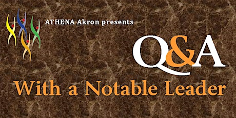 Q&A With a Notable Leader: Alicia Robinson tickets