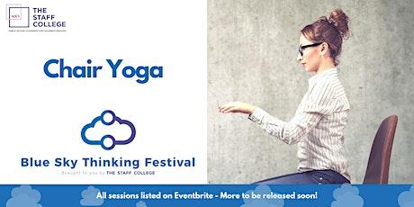 Chair Yoga with Osk Danielsdottir tickets