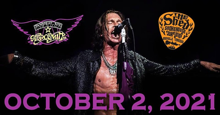 Pandora's Box: The Ultimate Aerosmith Tribute image