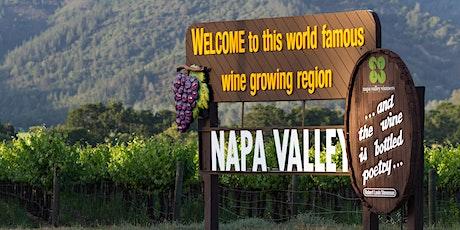 Napa Valley Wine Tasting & Class tickets