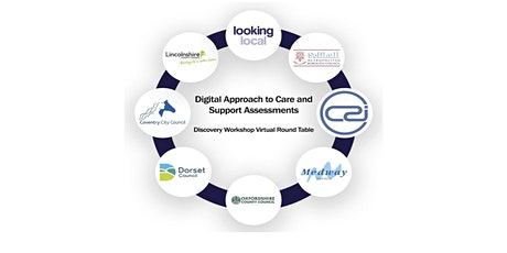 New Digital Approach to ASC Care & Support Assessments - Webinar tickets