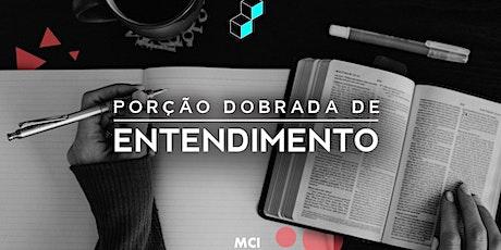 CULTOS PRESENCIAIS - NOVEMBRO/2020 - MCI SJC ingressos