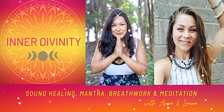 Full Moon Mantra Meditation + Sound Bath by InnerDivinity tickets