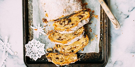 Bite-size Christmas baking with Charlotte Fuller (online) tickets