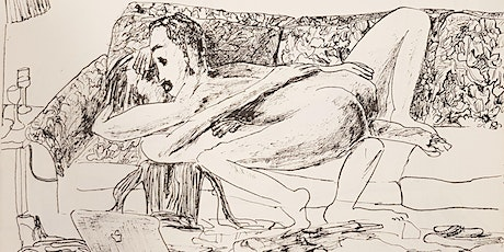 As Empathic As It Is Unfaithful: An Illustrated Talk on Drawing tickets