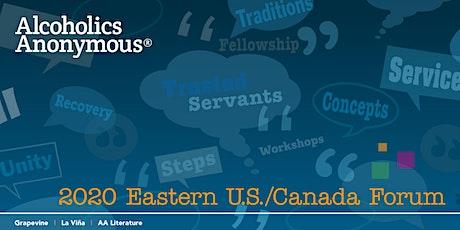 Eastern US/Canada Virtual Forum tickets