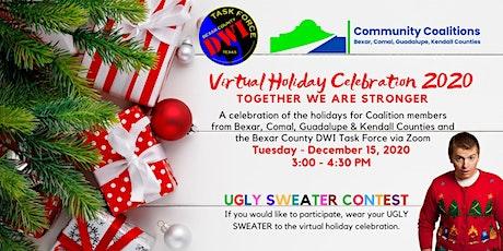 SACADA Community Coalitions/ Bexar County DWI Taskforce Holiday Celebration tickets