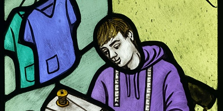 'Tinker Tailor & Other Tales in Stained Glass' -  Rachel Mulligan tickets