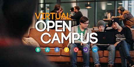 Virtual Open Campus @ SAE Institute Hamburg Tickets