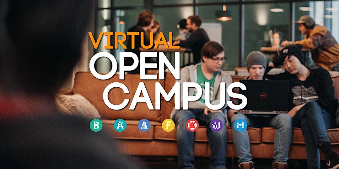 Virtual Open Campus @ SAE Institute Hamburg