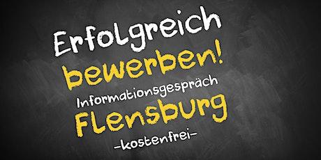 Bewerbungscoaching Online kostenfrei - Infos - AVGS  Flensburg Tickets