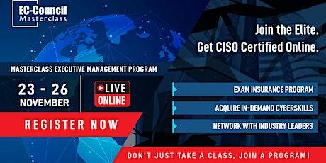MasterClass Executive Management Program - 11/23 – 11/26 tickets