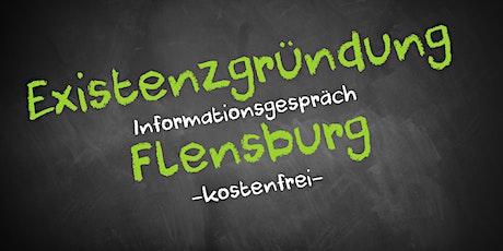 Existenzgründung Online kostenfrei - Infos - AVGS  Flensburg Tickets