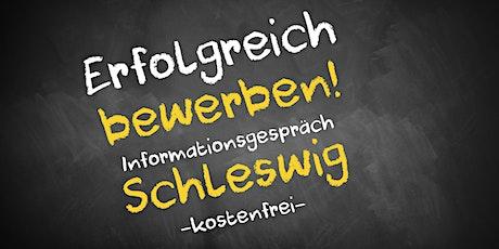Bewerbungscoaching Online kostenfrei - Infos - AVGS  Schleswig Tickets