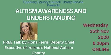 Autism Awareness and Understanding tickets