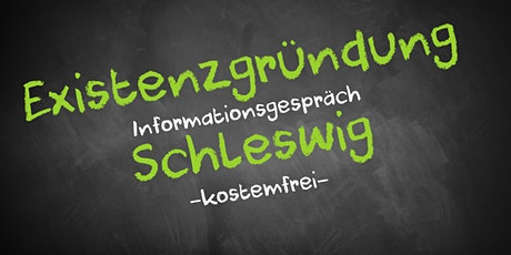 Existenzgründung Online kostenfrei - Infos - AVGS  Schleswig Tickets