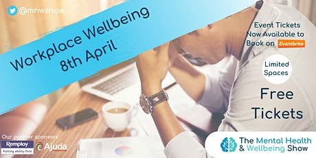 Mental Health Online: Workplace Wellbeing tickets